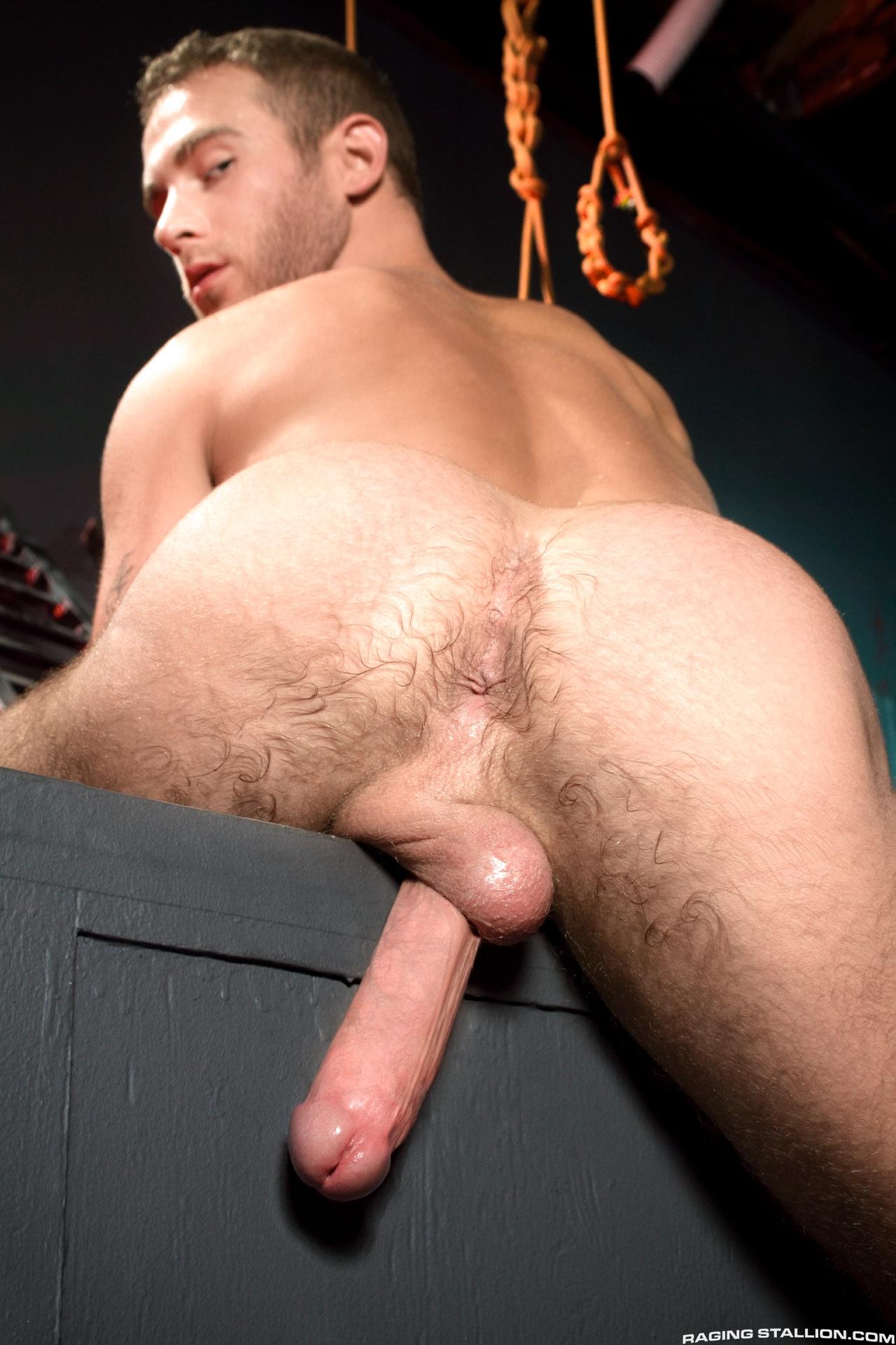 Ewan mcgregor shows off his gorgeous ass & cock